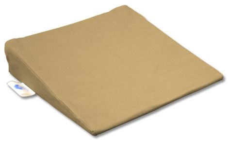 Coussin Support Incline Marron Clair