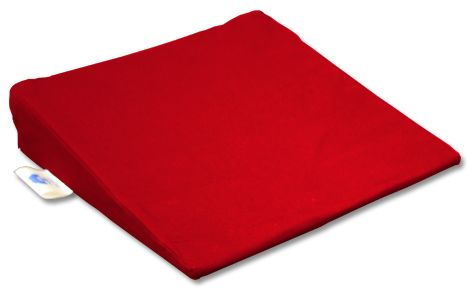 Coussin Support Incline Rouge