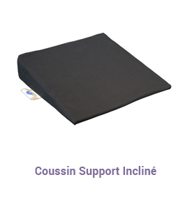 Coussin Support Incliné