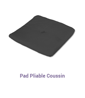 Pad Pliable Coussin